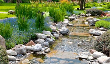 Diseño y paisajismo de jardines